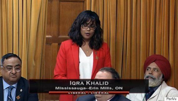 Iqra Khalid, Liberal MP, Reads Threats Received Over Anti-Islamophobia