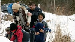 4 Refugee Claimants Arrested On Quebec-New York