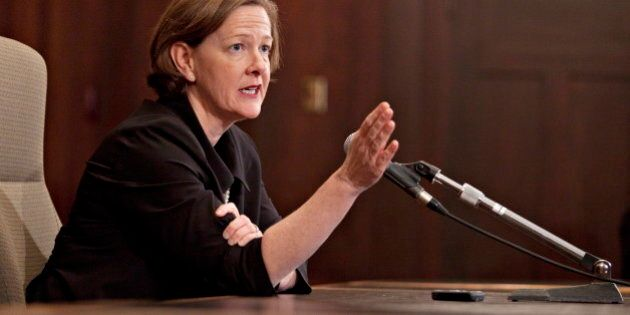 Alison Redford Investigation Decision Handed Over To B.C. Ethics