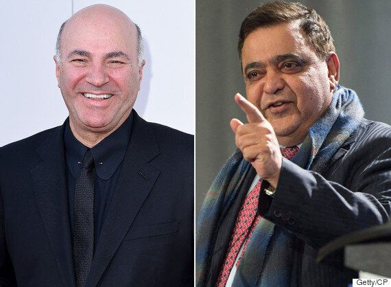 Kevin O'Leary Declines Deepak Obhrai's 1-On-1 Debate