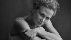 A-List Stars Strip Down And Go Makeup Free For Pirelli