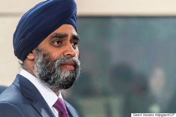 Harjit Sajjan: New Investments In Defence Will Follow Policy