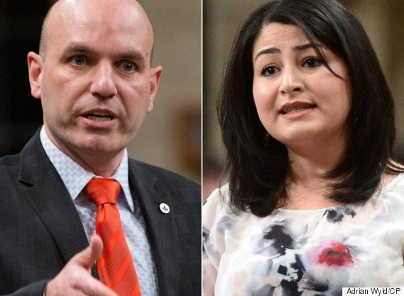 Nathan Cullen: Maryam Monsef Becoming 'The Voice Of No' On Electoral