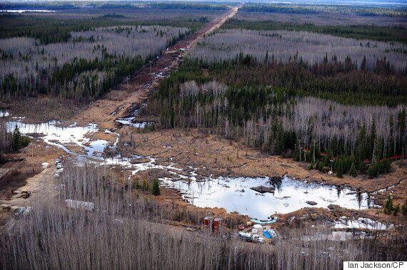 Oilpatch Odours In Northwestern Alberta Still Pungent, Years After
