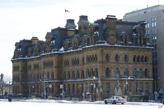 PMO Building Langevin Block Needs Less Offensive Name: National
