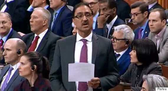 Liberal MP Accuses Tories Of Laughing At Amarjeet Sohi's Past Career As Bus