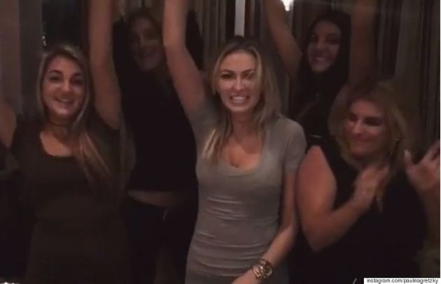 Paulina Gretzky Celebrates Thanksgiving By Blessing Us With New Homemade Music