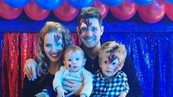 Michael Bublé's Son Is Getting The Most Coveted Toy For