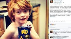 William Shatner Helps Boy With Autism Find 'Star Wars' Kraft