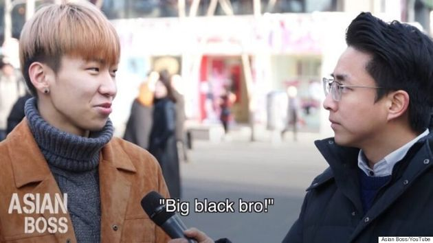 South Koreans Share Their Thoughts On Black People In Eye-Opening
