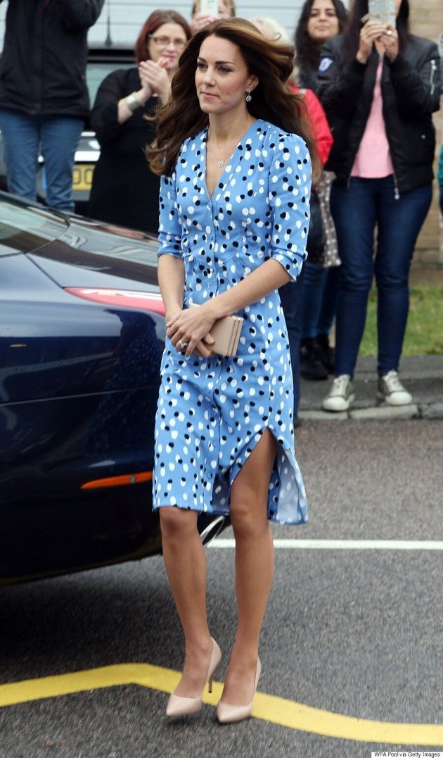 Best Dressed Of The Week: Kate Middleton, Anne Hathaway, Lupita Nyong'o And
