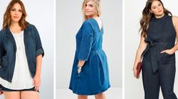 Plus-Size Denim Pieces That Will Get You Excited For