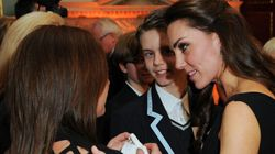 Duchess Of Cambridge Hugs Mom Whose Son Struggles With