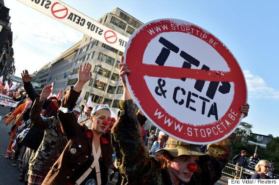 Ramming CETA Through Parliament Would Be A Loss For