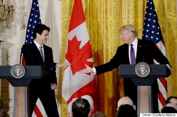 Trump May Have 'Shown His Hand' To Trudeau On NAFTA