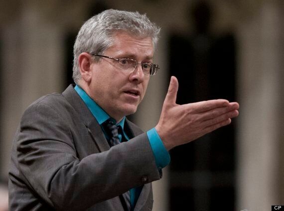 Charlie Angus Steps Down As NDP Caucus Chair To Mull Leadership