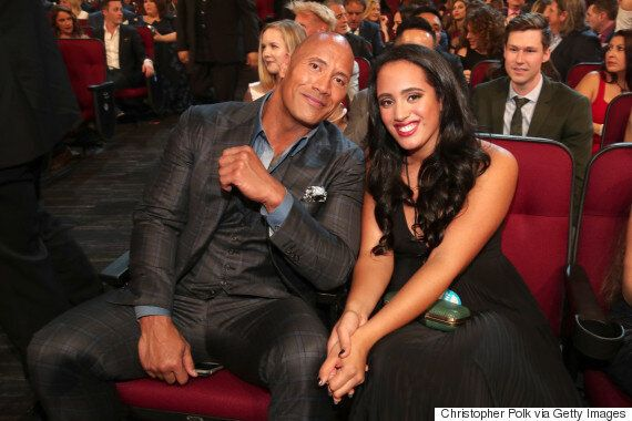 All The Times The Rock Proved He Was The Sweetest