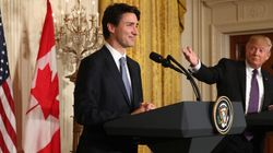Months Of Talks, Bonding Led To Successful Trudeau-Trump
