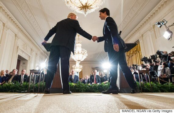 Justin Trudeau, Donald Trump Meeting Success Came From Months Of Talks,