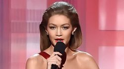 Gigi Hadid Responds To Melania Trump Impersonation