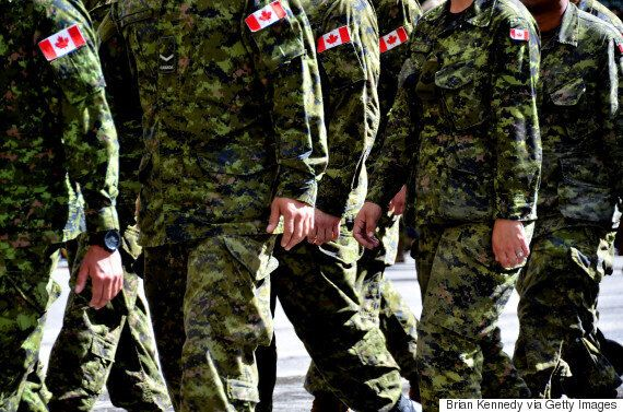 Canadian Forces Recruit Deaths At Basic Training School