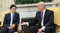 Trudeau-Trump Moment Becomes Instant Fodder For