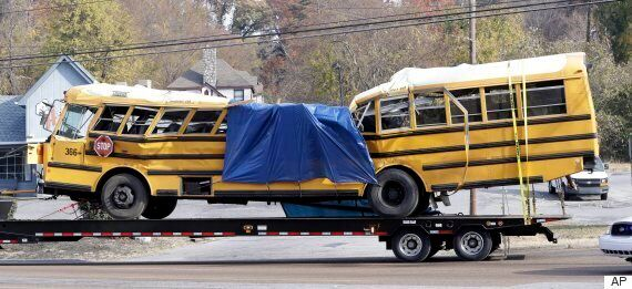 Chattanooga School Bus Crash Leaves 5 Children Dead, Driver
