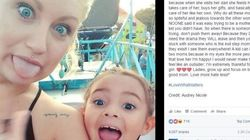 Mom Challenges Stereotypes And Publicly Thanks Ex's