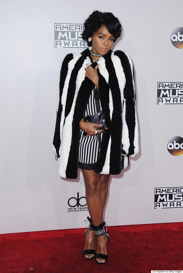 American Music Awards 2016: Holiday Inspo From The Night's Best