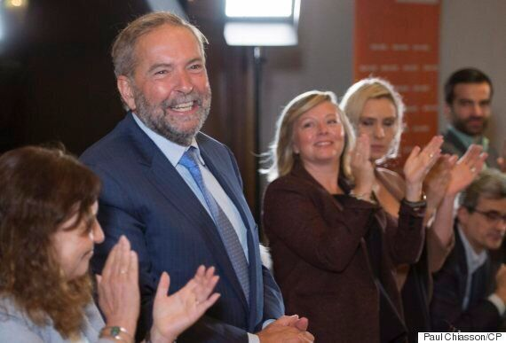 Thomas Mulcair: Trudeau Government's Lack Of Substance Will Be Seen By