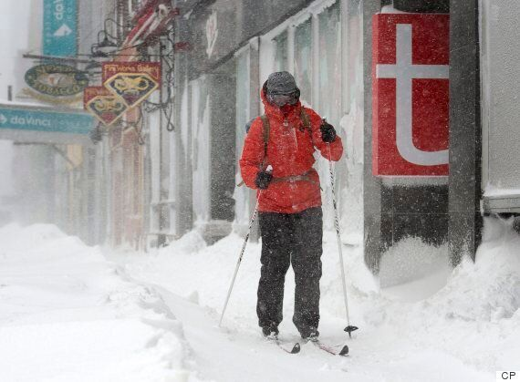 Halifax Weather: Blizzard Being Compared To 2004's 'White