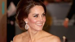 Move Over Hollywood, Kate Middleton Is The BAFTAs Best