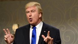 Alec Baldwin Returns To 'SNL' As Trump Without A