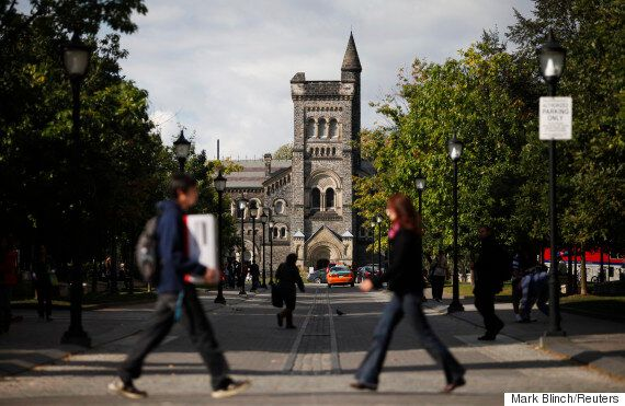 American Interest In Canadian Universities Spikes After