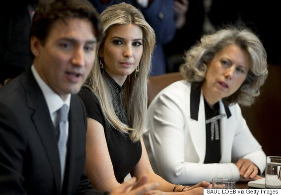 Justin Trudeau, Donald Trump To Work Together To Boost Women In The