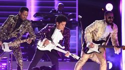 Was That Prince Or Bruno Mars At The Grammys? See For