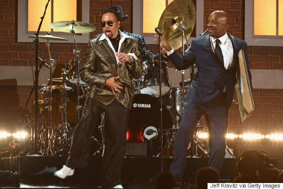 Bruno Mars, The Time Blew Everyone Away With Grammys Prince
