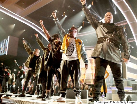Tribe Called Quest's Powerful Anti-Trump Performance At The