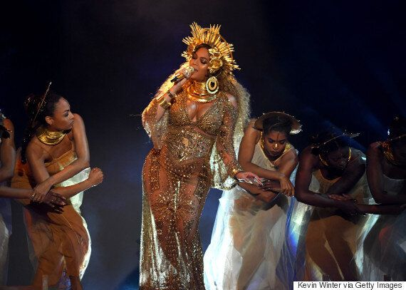Pregnant Beyoncé Just Proved She's Still Queen Of