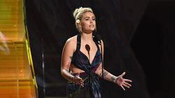 Paris Jackson Promotes #NoDAPL Protests At The