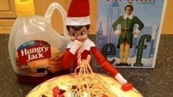 Funny Elf On The Shelf Ideas To Start Your Kids' Day