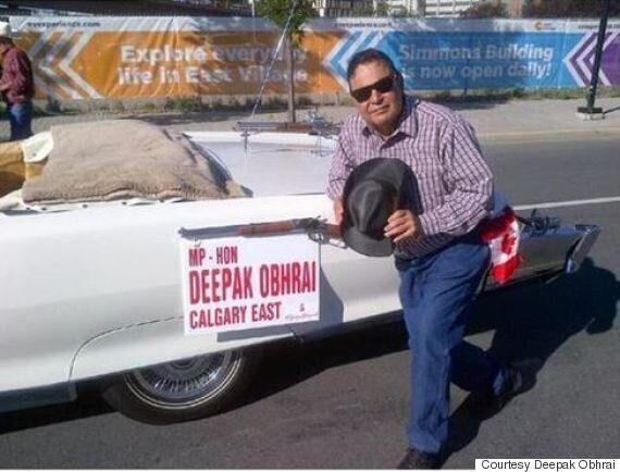 Deepak Obhrai, Tory Party Elder, Seeks Leadership And A Little
