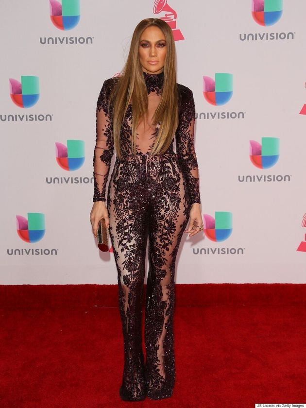 Jennifer Lopez Sizzles At The Latin Grammys In 3 Jaw-Dropping