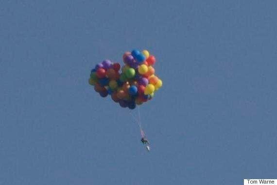 Daniel Boria, Calgary Balloon Man, Gets More Time To Raise $20K After