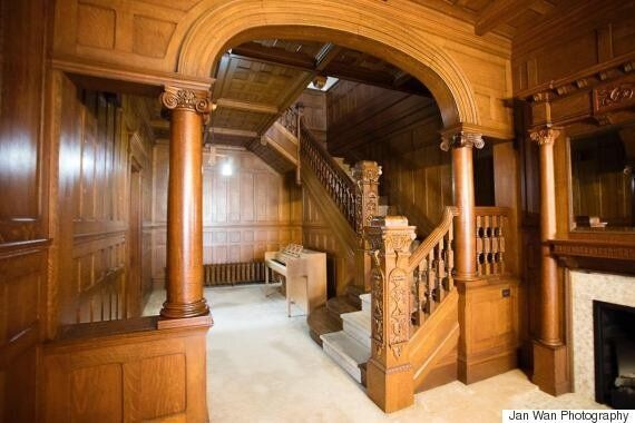 Nova Scotia's Historic Mounce Mansion Selling For Less Than Half A Million