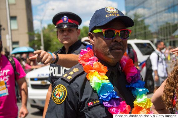 Toronto Police Still Don't Get Why They Were Banned From Pride