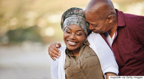 Research Proves Couples That Laugh Together Are In It For The Long