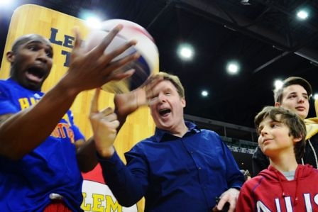 Harlem Globetrotters Go All The Way For