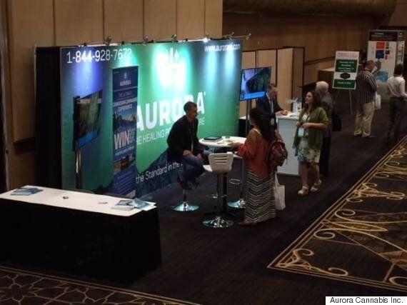 Aurora Cannabis App For Medical Marijuana Gets Health Canada