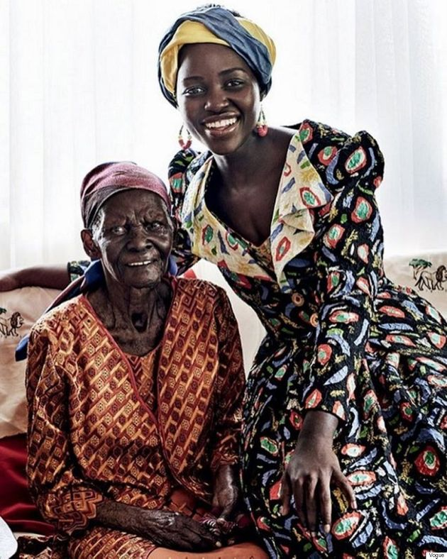 Lupita Nyong'o Lands Her Third Vogue Cover And It Is Just As Special As The